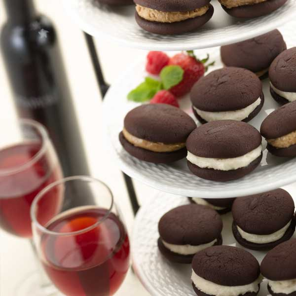 Wine-and-Whoopies